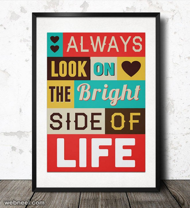 35 Inspirational Quotes and Posters Design examples for your ...