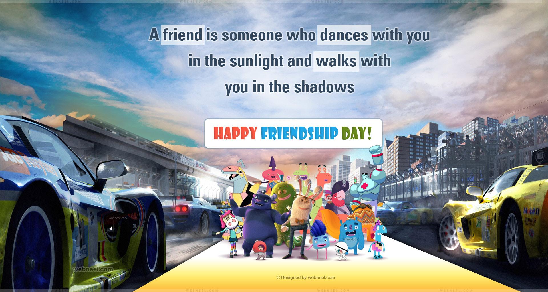 friendship day wallpaper hd