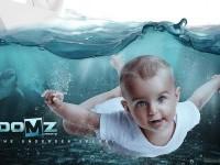 23-baby-under-water-digital-art