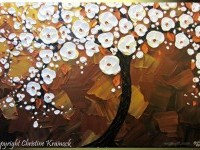 5-cherry-tree-modern-palette-knife-paintings