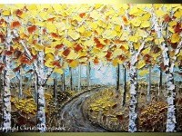 6-abstract-tree-palette-knife-paintings