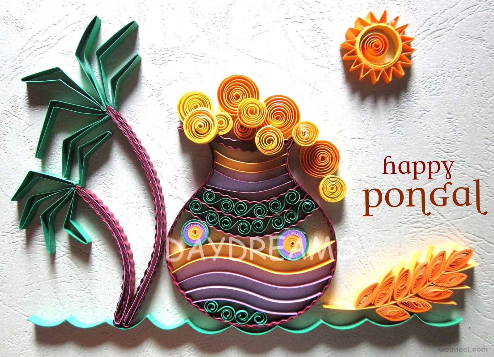 Pongal Greetings 10 Full Image