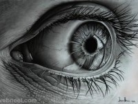 17-charcoal-drawing-eye