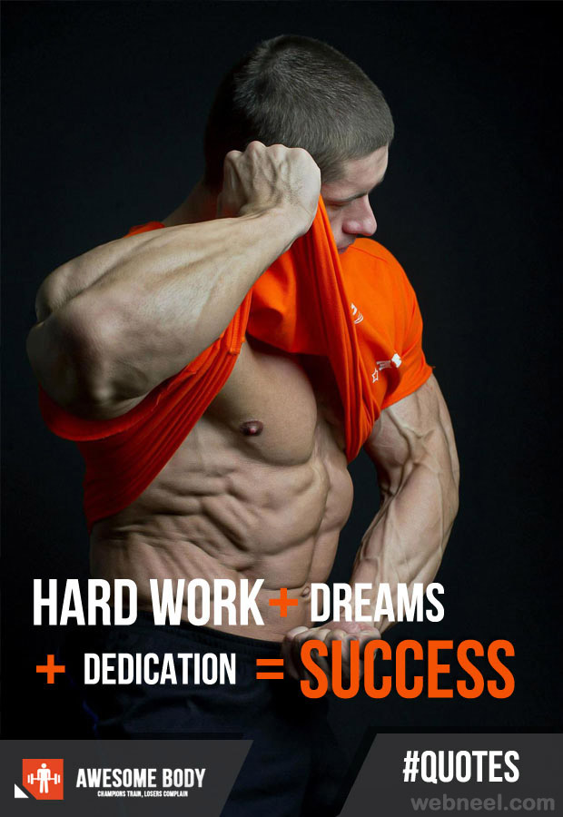 motivational posters fitness