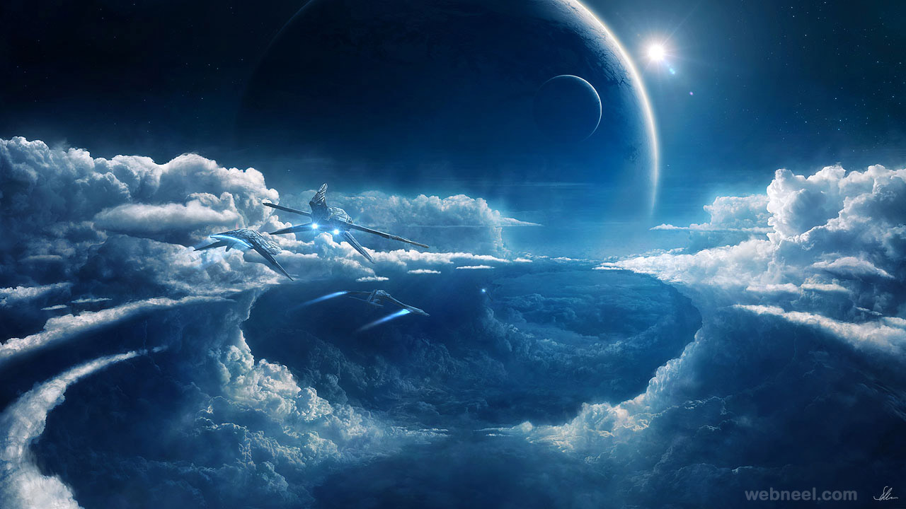 sci fi wallpapers 18 Full Image