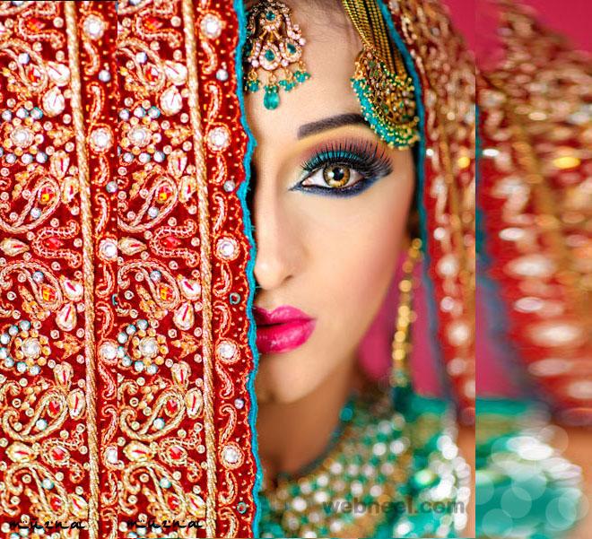 At Bollywood Most Beautiful Bride 94