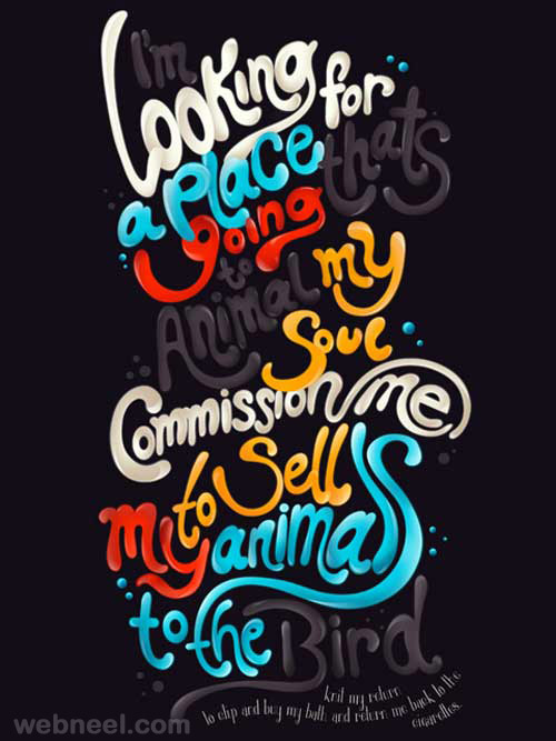 Typographic Posters 24