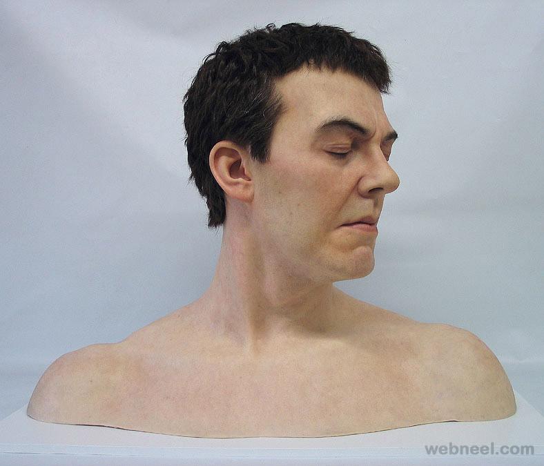 realistic sculpture
