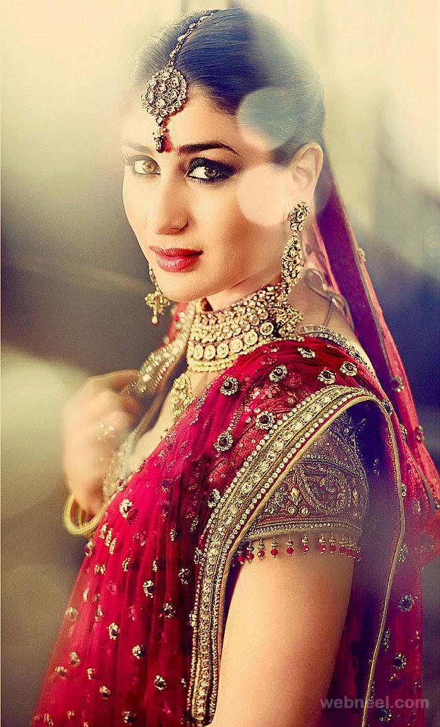 At Bollywood Most Beautiful Bride 45