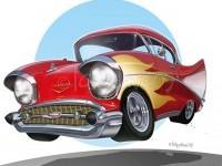 19-car-digital-paintings-loopy-dave