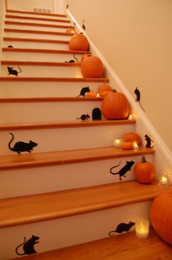 4 staircase art