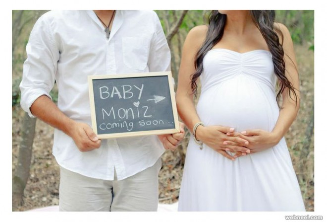 pregnancy photo shoot ideas with husband india - 50 Beautiful Maternity graphy Ideas from top
