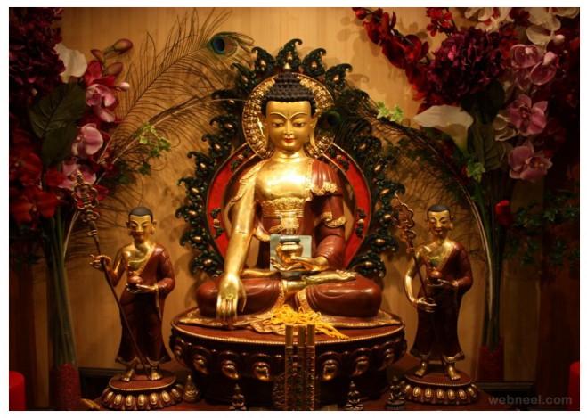 buddha statues tashi gomang dharma