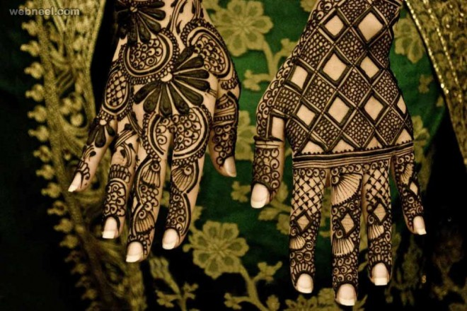 mehndi design backhand