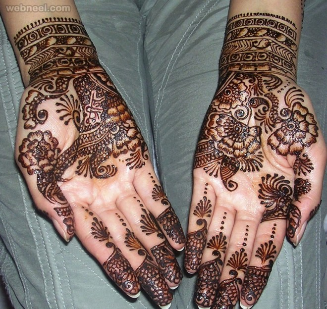 20 Beautful Henna Designs For Nikah: 50 Beautiful And Easy Henna Mehndi Designs For Every Occasion