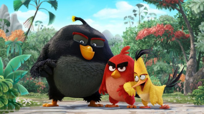 the angry birds wallpaper animation movie list 2016
