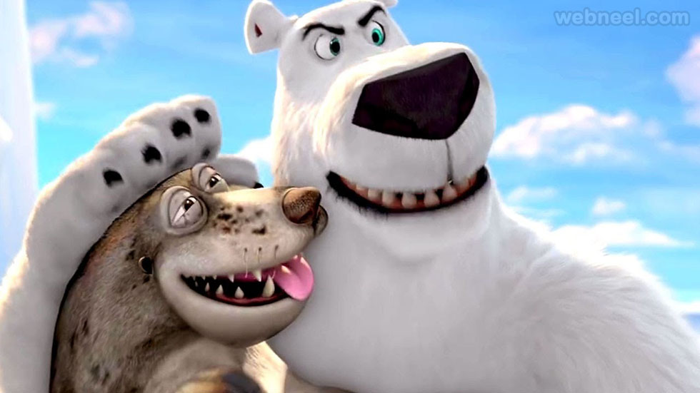 norm of the north animation movie list 2016