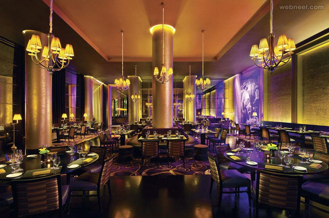 restaurant design sage las vegas
