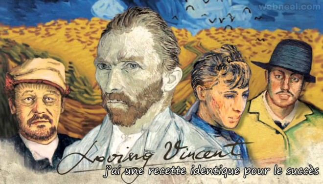 loving vincent animation movie list 2016
