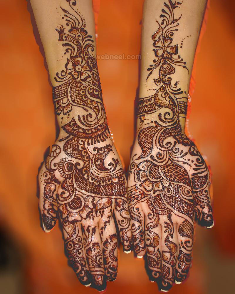 mehndi design trendy