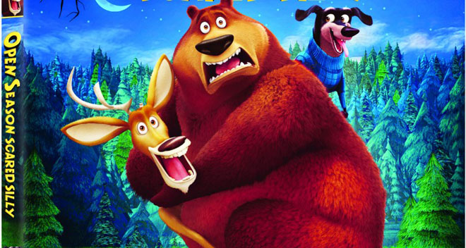 open season scared silly animation movie list 2016