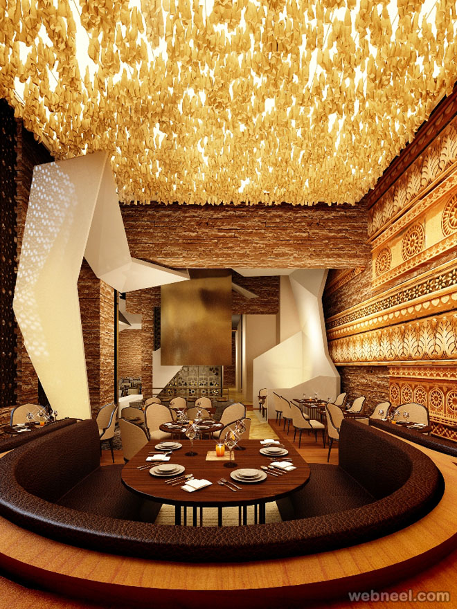 restaurant design bar mayur vihar mumbai