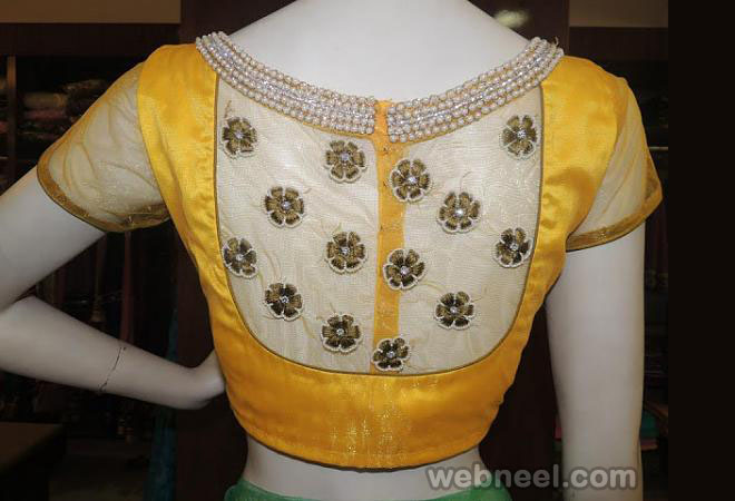 50 Different Types Of Blouse Designs Patterns Designer