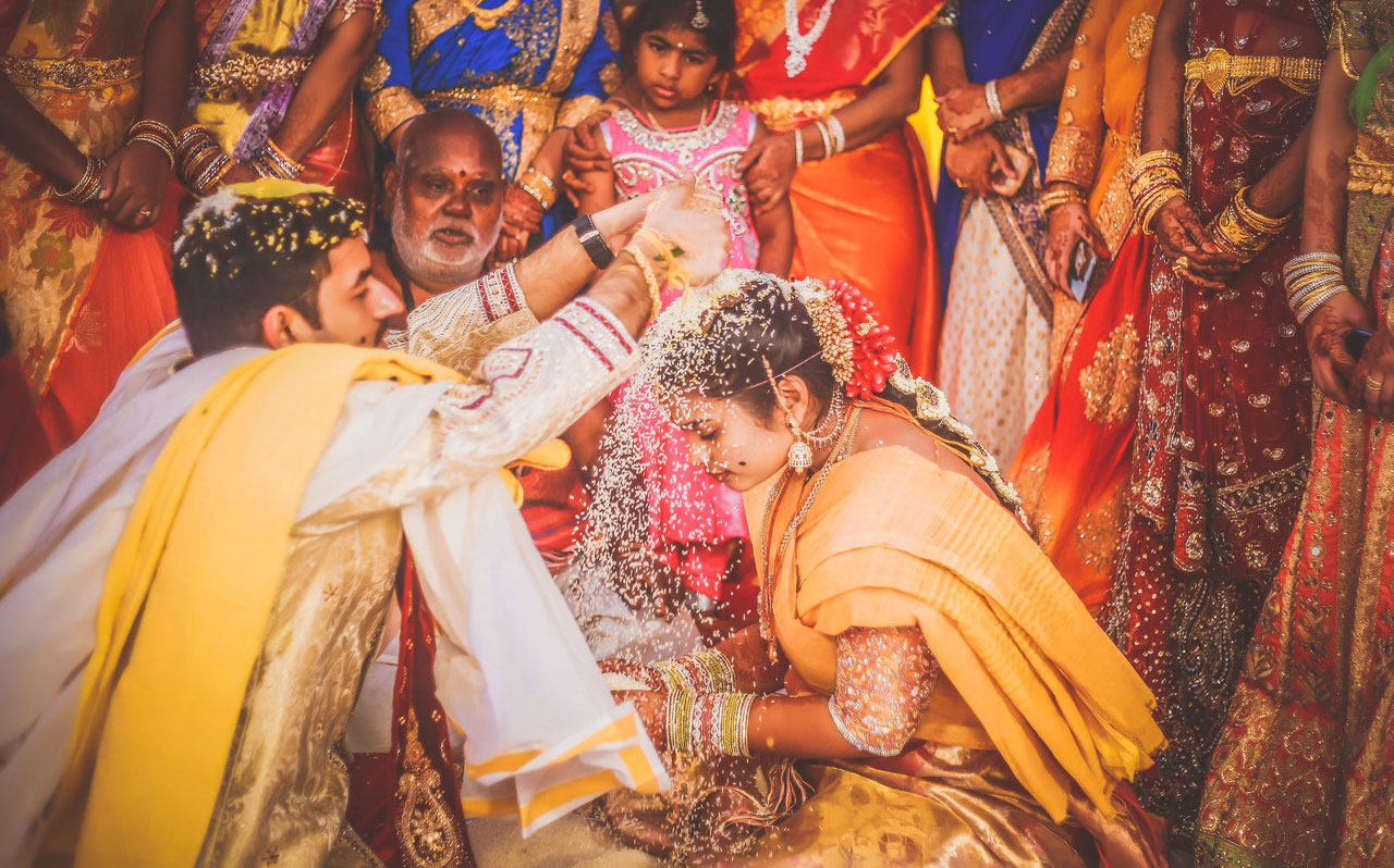 kerala wedding photography by studio one
