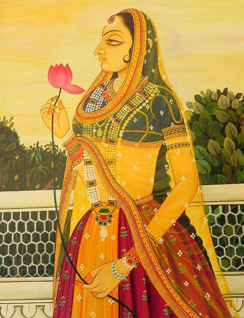 painting rajasthani