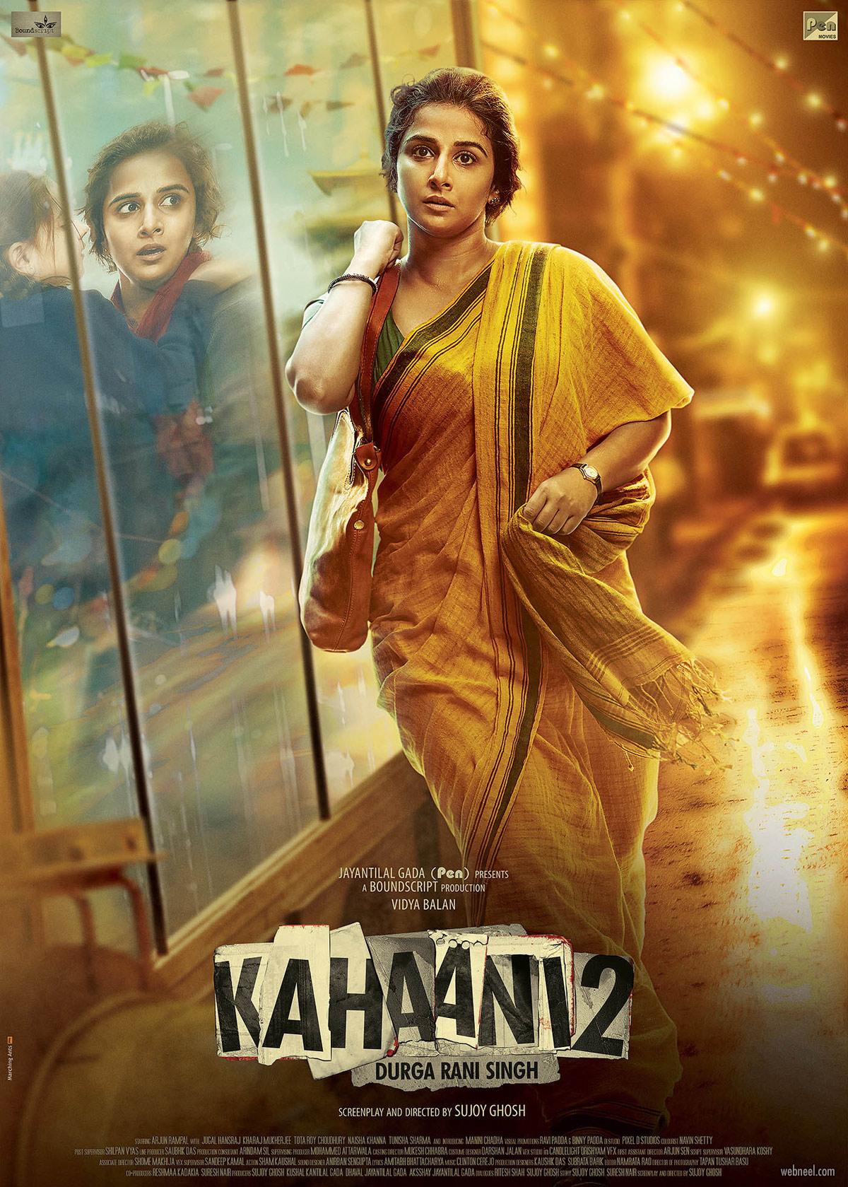 movie poster design kahaani2 bollywood hindi by prathoolnt