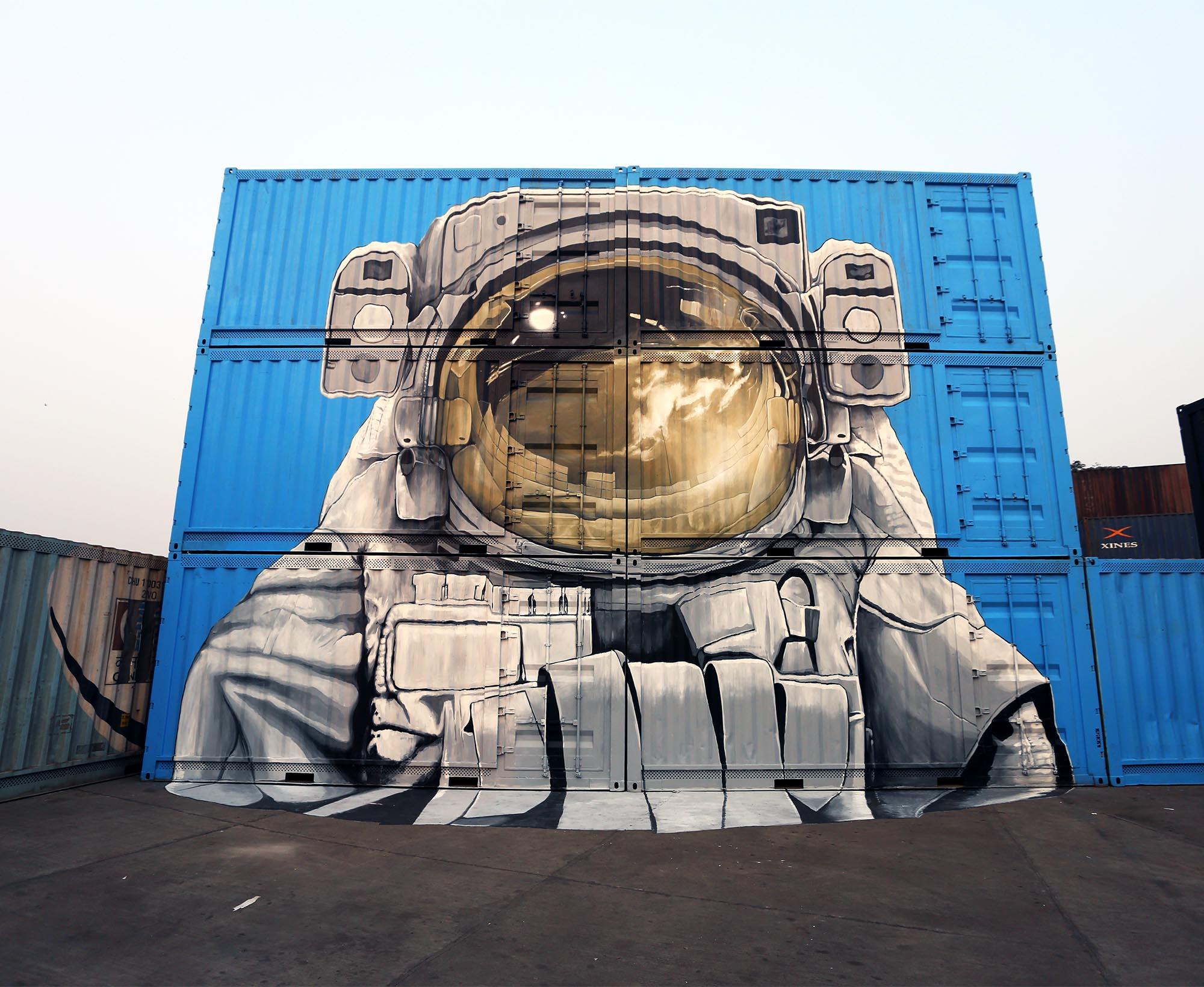 indian street art by startindia