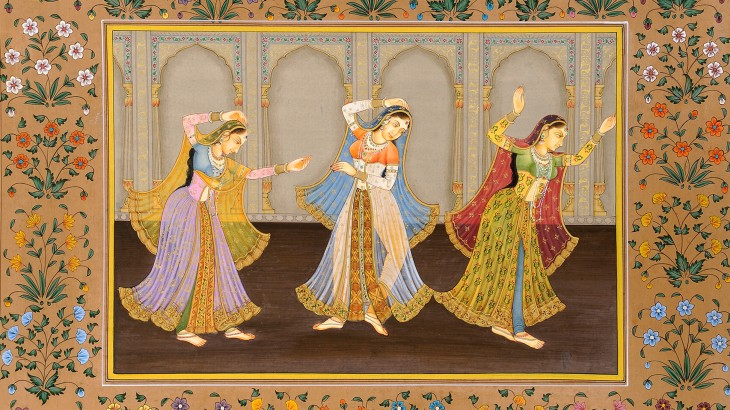 miniature painting rajasthan
