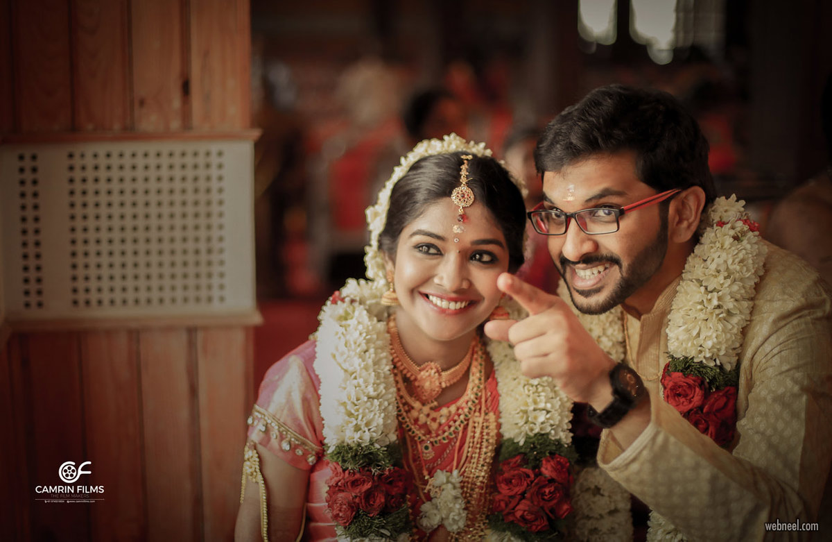 kerala wedding photography by camrin films