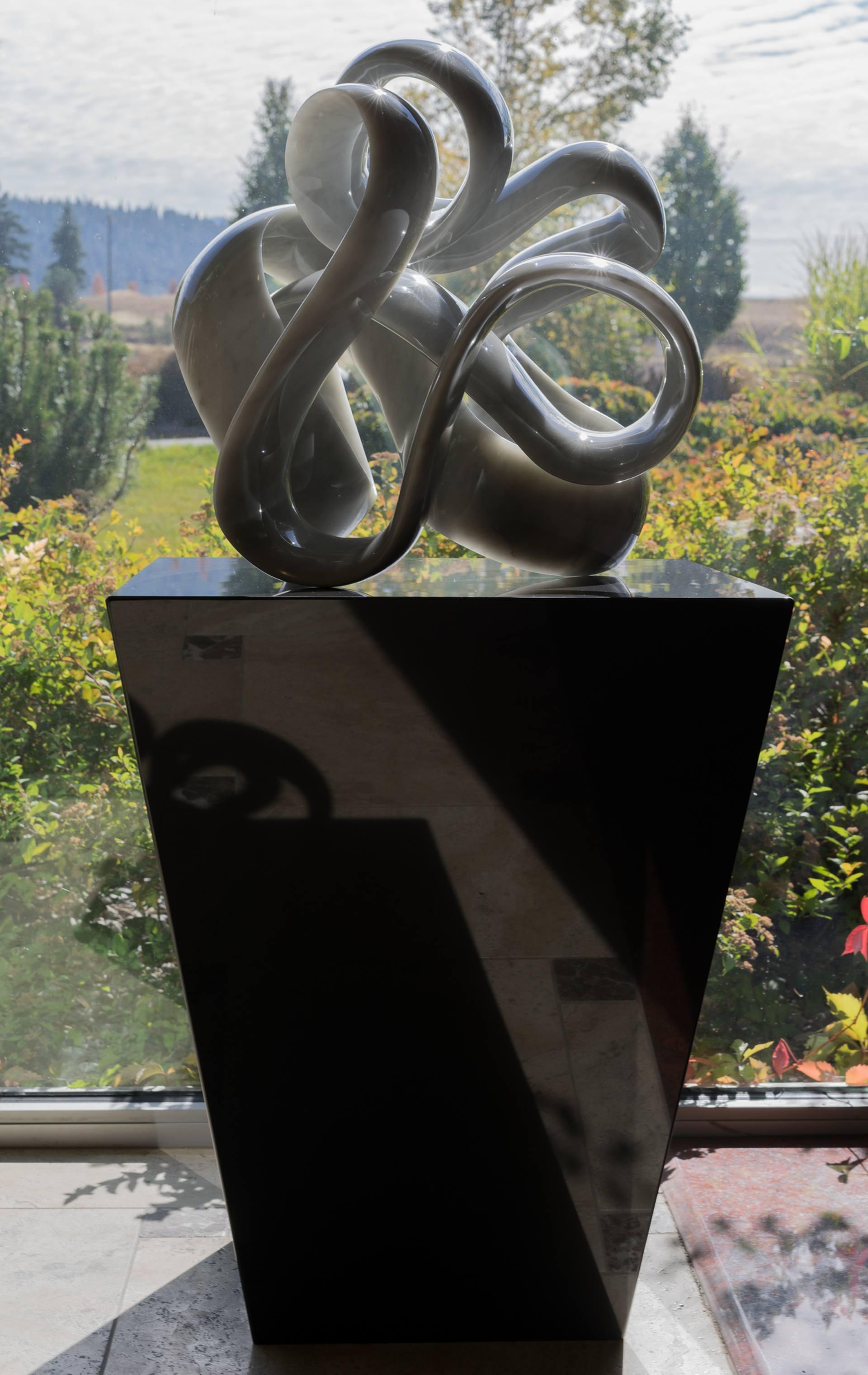 marble sculpture aura