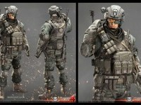 12-3dsmax-3d-game-character-design