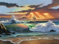 21-sea-realistic-oil-painting-by-jim-warren