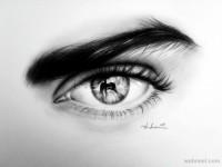 23-eyes-best-pencil-drawing