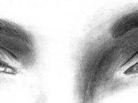31-eyes-pencil-drawing