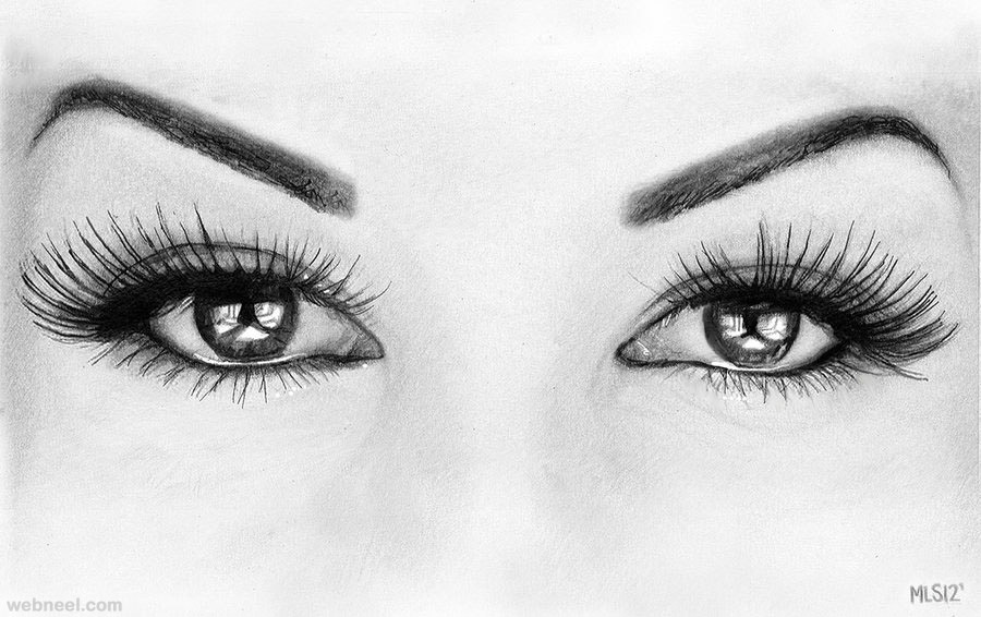 Eyes pencil drawing eyes pencil drawing