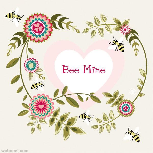 valentine's valentines valentine day design inspiration best card greeting typography poster