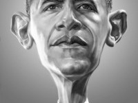 9-barack-obama-caricature-by-markdraws