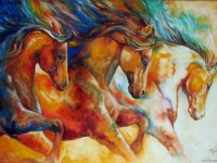 horse-colorful-painting-marciabaldwin