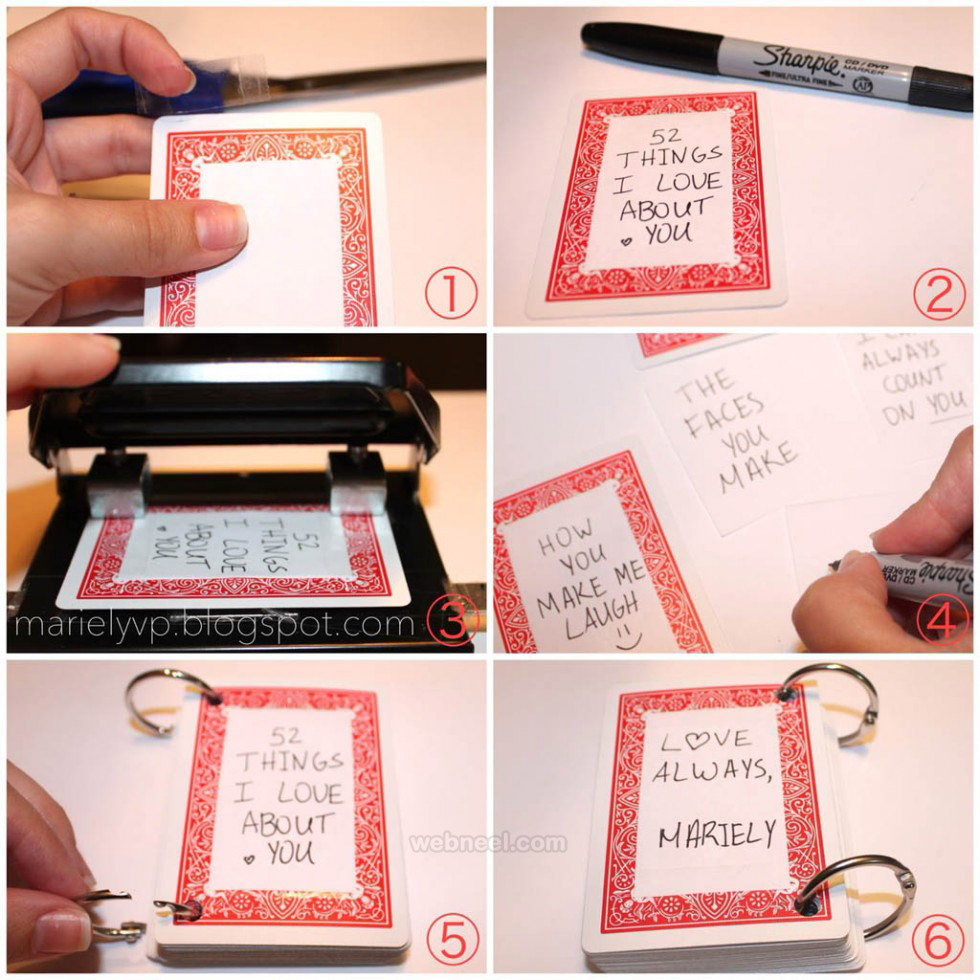 25 Easy Diy Valentines Day Gift And Card Ideas: Valentines Day Gift Ideas Diy 2