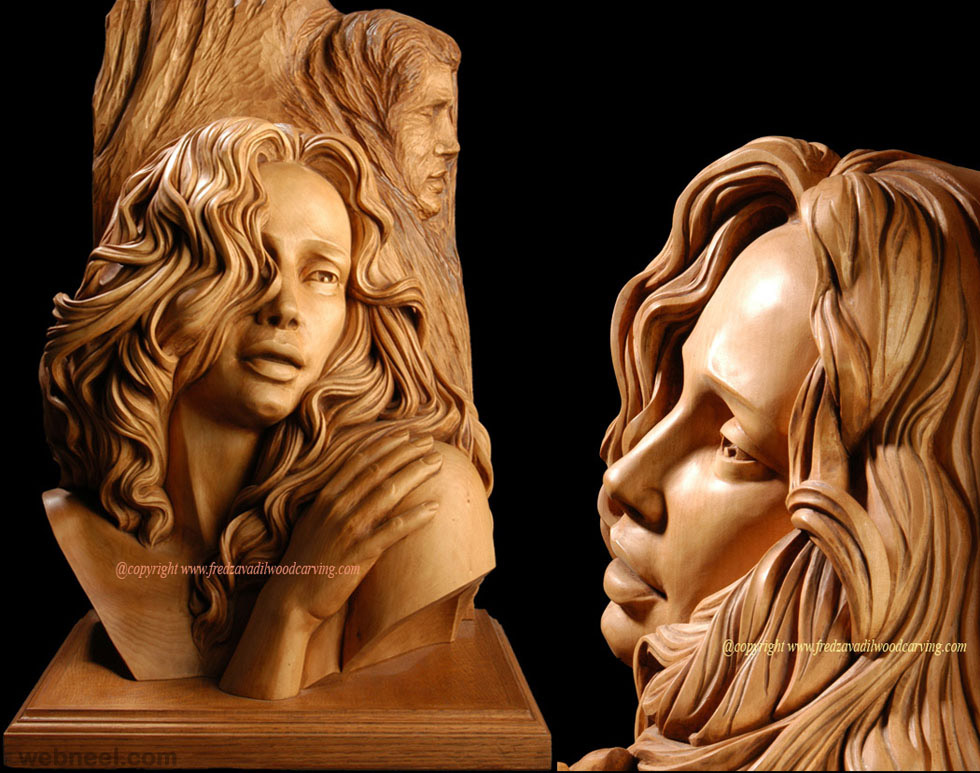 Design inspiration daily wood carving