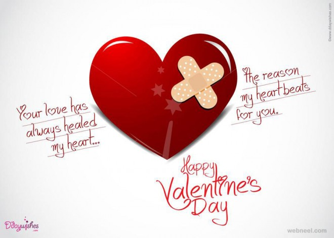 30 Beautiful Valentines Day Cards Greeting Cards inspiration – Valentines Day Online Card