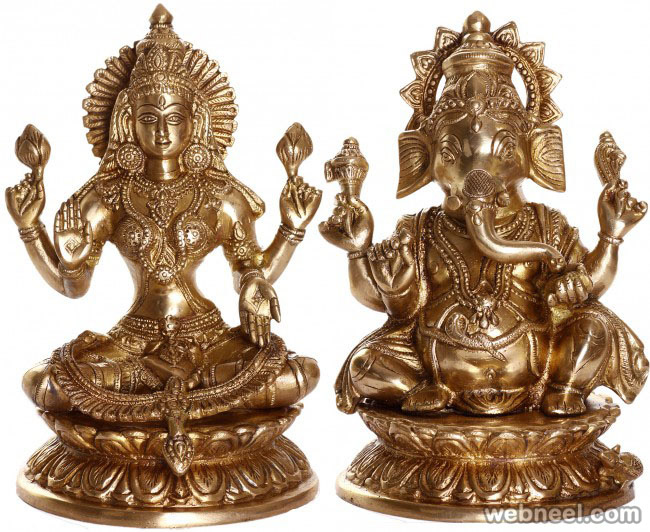 bronze sculpture hindu