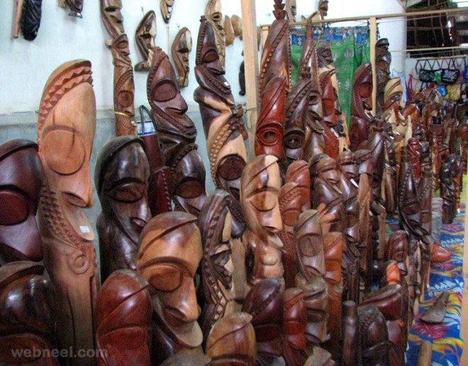 wood carving creative