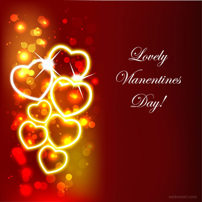 30 Beautiful Valentines Day Cards Greeting Cards inspiration – Pictures of Valentine Day Cards