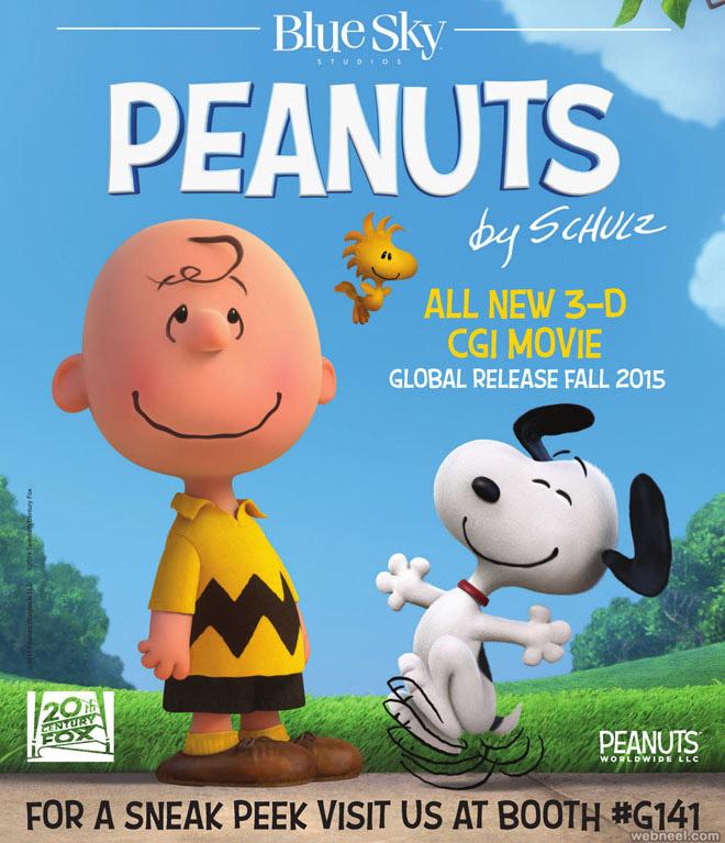 peanut animation movie