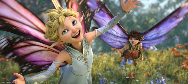 strange magic animation movie